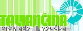 Taliančina Preklady Logo