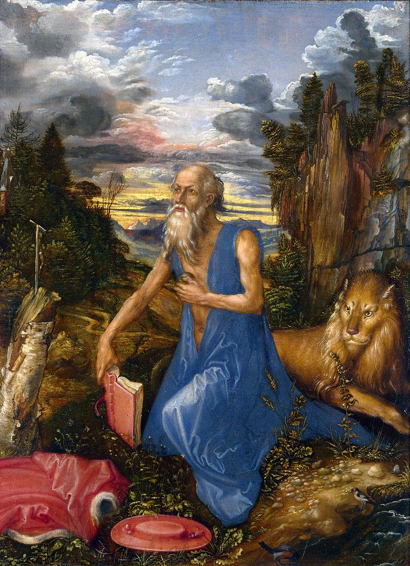 Svätý Hieronym, - Taliančina Preklady