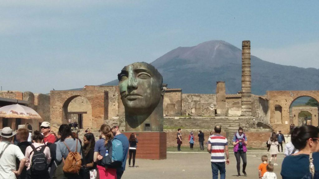 Neapol - Pompeje