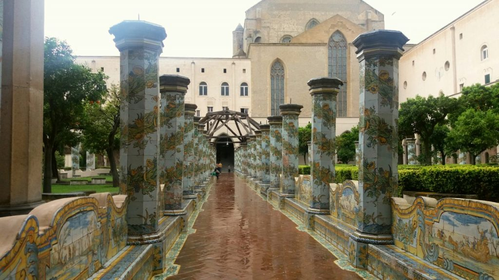 Bazilika sv. Kláry - Basilica di Santa Chiara