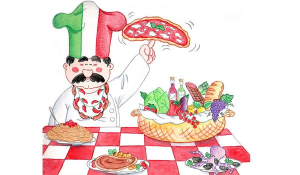 Talianske frázy o jedle