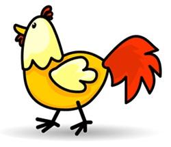 Talianske frázy - Conosco i miei polli!